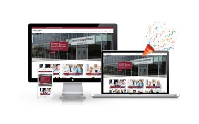 Introducing Our Brand New Murray & Spelman Financial Services ltd Website!