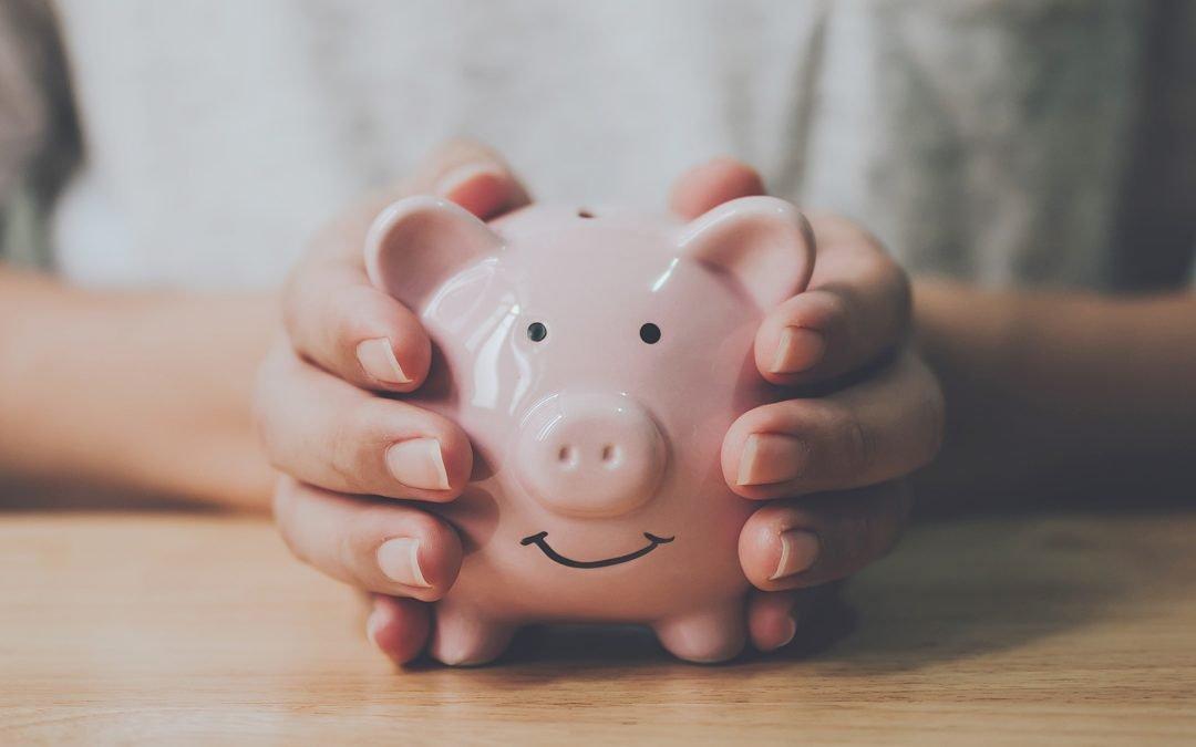 piggy bank for pension savings blog